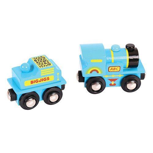 Bigjigs Blue ABC engine