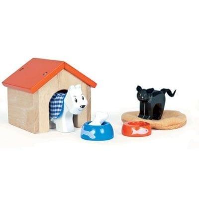 Le Toy Van cat and dog pet set