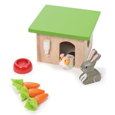 Le Toy Van Doll house Bunny and Guinea