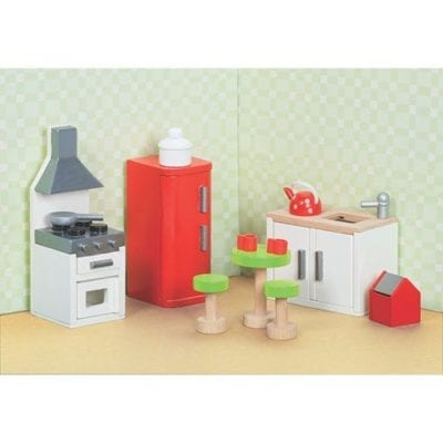 Sugar Plum Kitchen furniture for doll house
