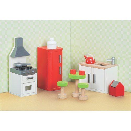 Sugar Plum Kitchen furniture for doll house