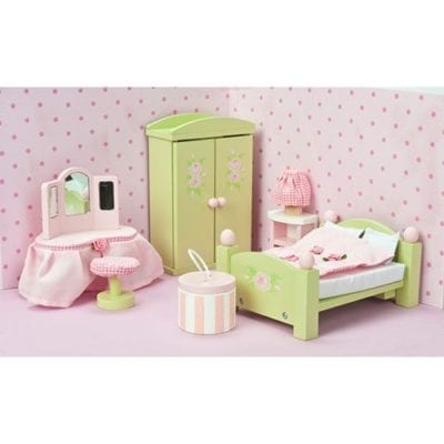 Doll House Master Bedroom