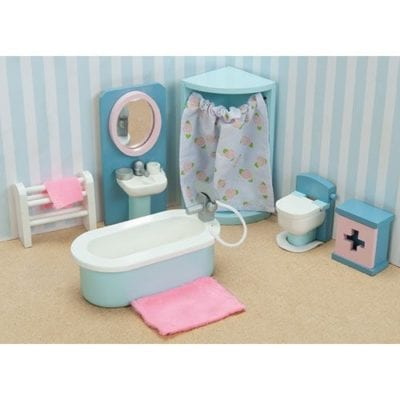 Doll House Bathroom