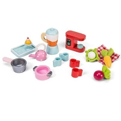 Tea Time Accessory set for Le Toy Van doll houses