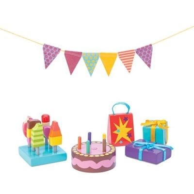 Doll House Party Time Set