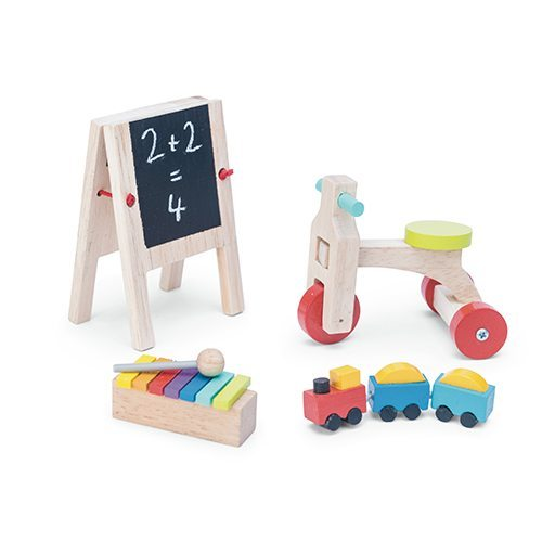Doll House Play Time Set