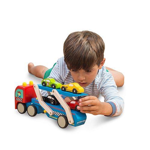 Le Toy Van - Motors, Planes & Garages