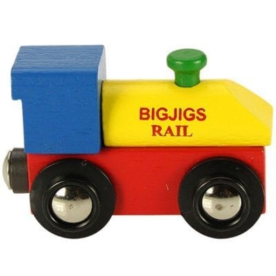 Big Jigs Rail Name Engine