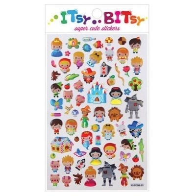 ooly Itsy Bitsy Fairy Tale Stickers