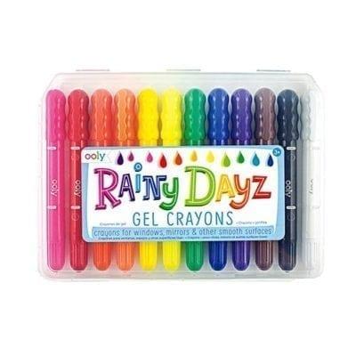 ooly Rainy Dayz Gel Crayons