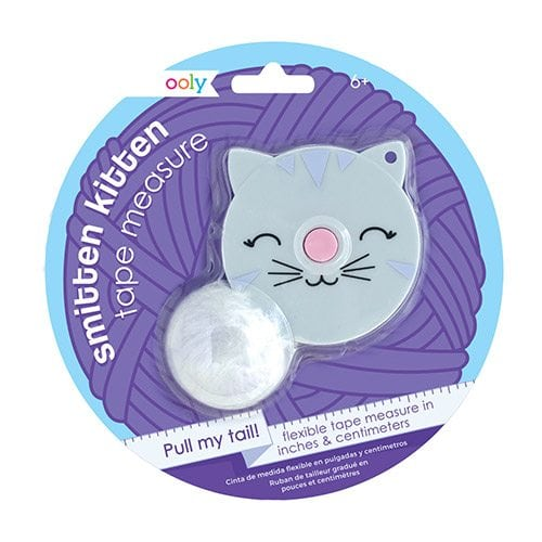 ooly Smitten Kitten Measuring Tape