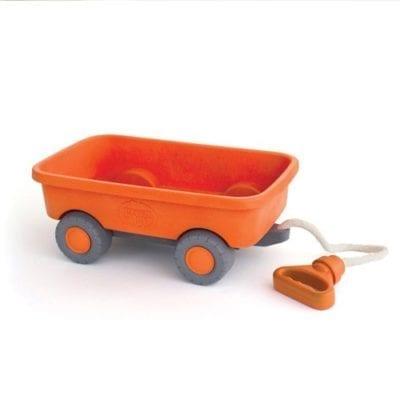 Green Toys - Orange Wagon