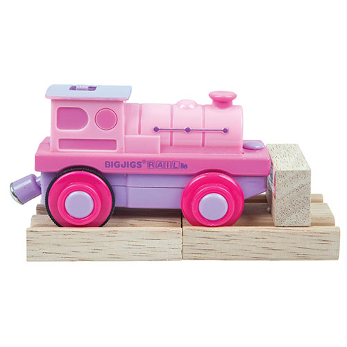 Pink Battery Steam Engine