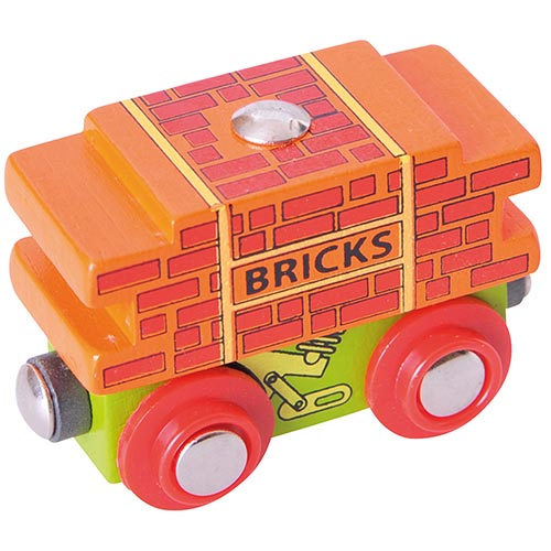 Brick Wagon